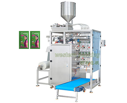 Wp-480Y Multi row liquid packaging machine
