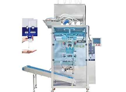WP-880Y Multi row liquid packaging machine